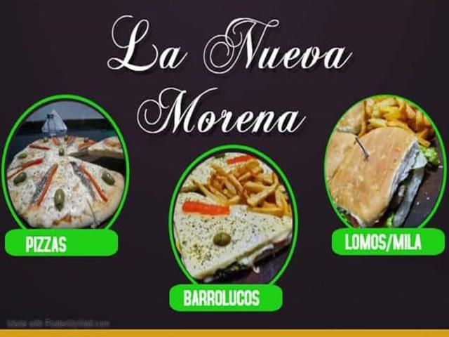 Pizzas, Barrolucos, Lomos, Milas