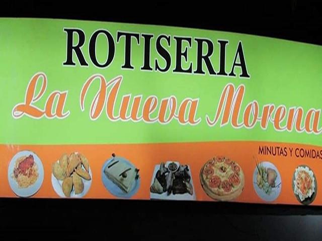 Rotisería La Nueva Morena