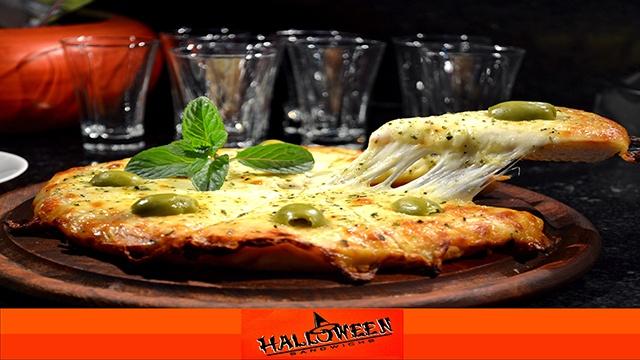 Pizzeta Doble Muzzarella
