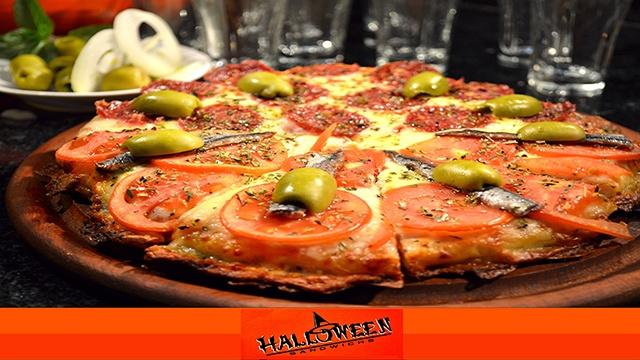 Pizzeta Especial con Anchoas