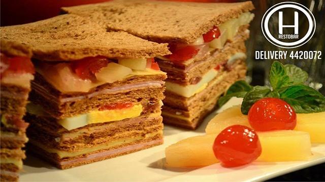 Variedad en Sandwiches