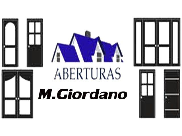 Aberturas Giordano